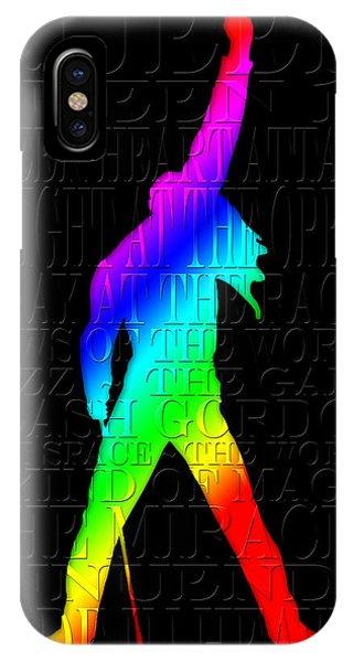 Freddie Mercury 2 IPhone Case