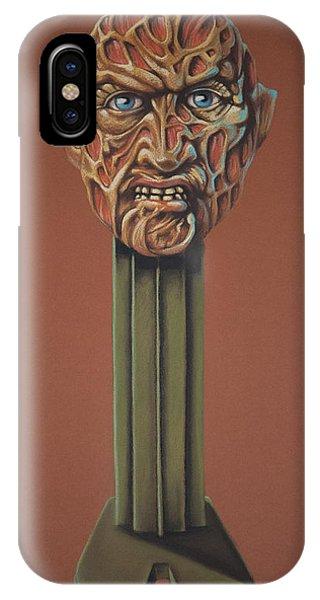 Freddy Krueger  Phone Case by Brent Andrew Doty