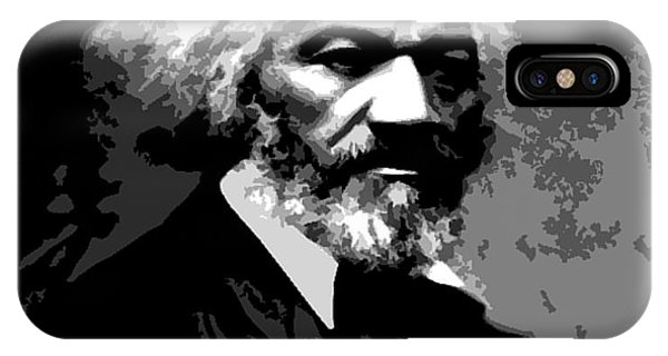 Frederick Douglas On Power And Demands IPhone Case