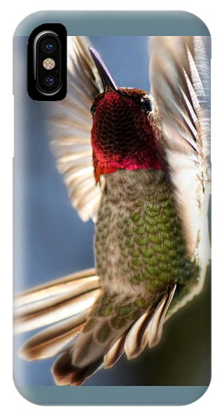 Free Falling IPhone Case