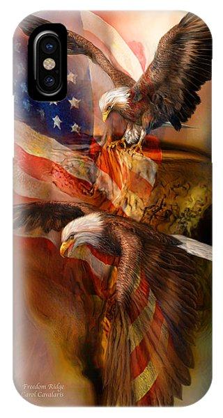 Freedom Ridge IPhone Case