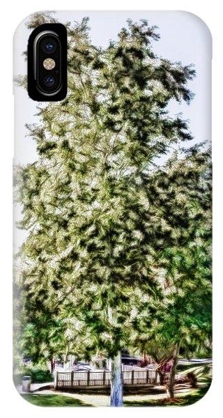 Freedom Tree IPhone Case