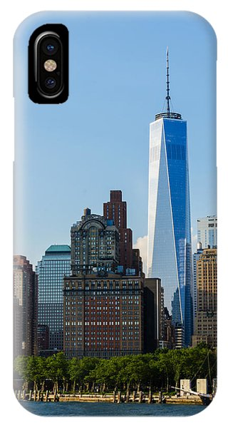 Freedon Tower 2 IPhone Case