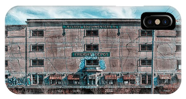 Freight Depot IPhone Case
