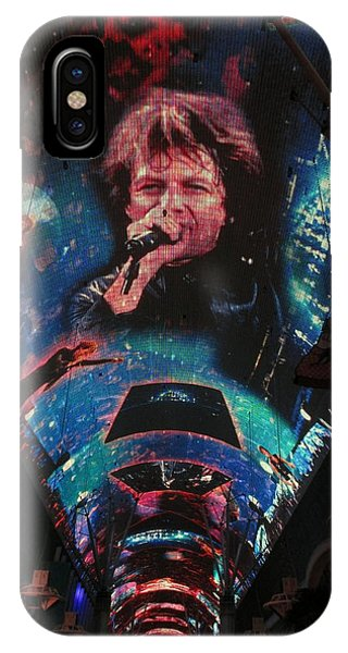 Fremont Street Experience IPhone Case