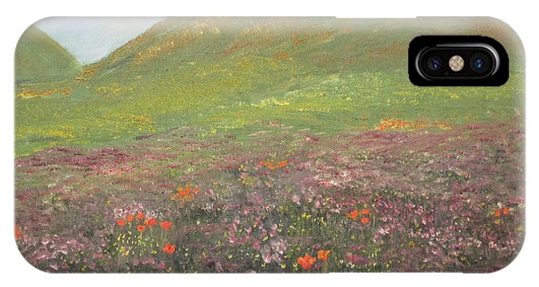 iPhone Case - French Countryside by Barbara McDevitt