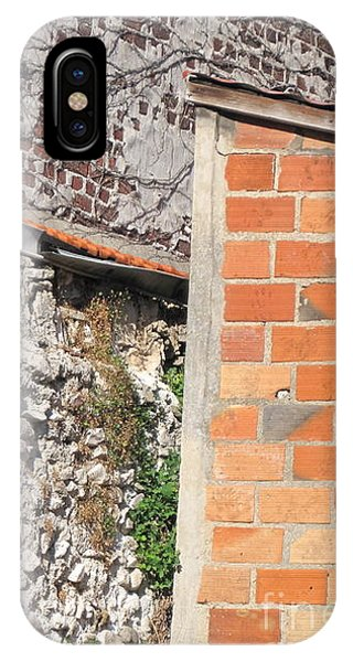 French Farm Wall IPhone Case