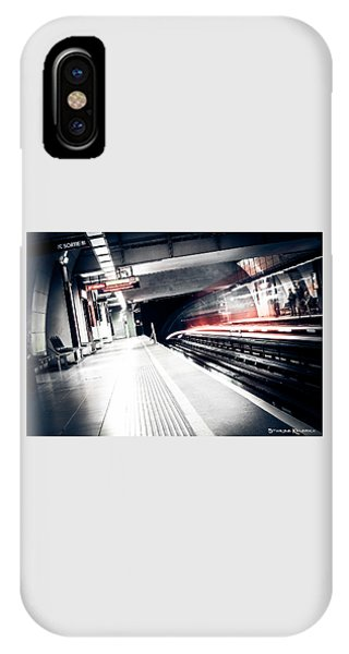The Nuclear Train IPhone Case