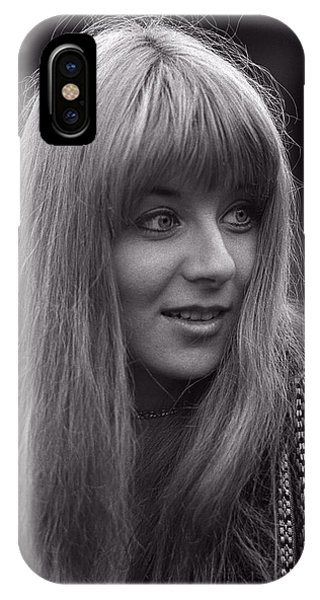 Frenchy Phone Case by Hal Norman K