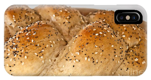 Fresh Challah Bread Art Prints IPhone Case