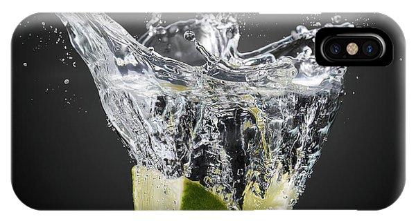 Explosion iPhone X Case - Fresh Limes! by Isma Yunta