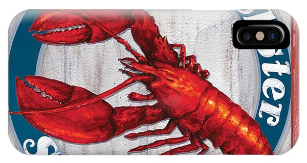 Fresh Lobster IPhone Case