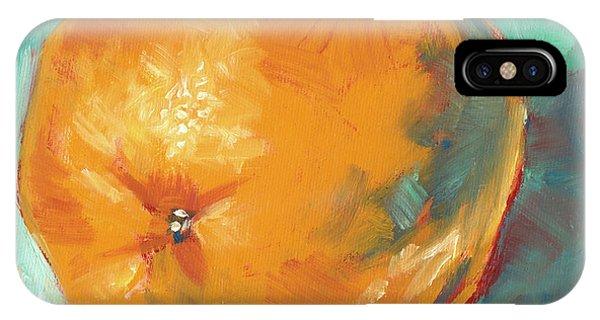 Fresh Orange IPhone Case