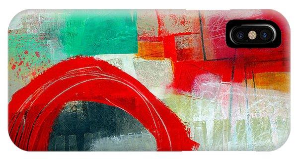 Fresh iPhone Case - Fresh Paint #6 by Jane Davies