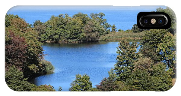 Fresh Pond At Caumsett IPhone Case