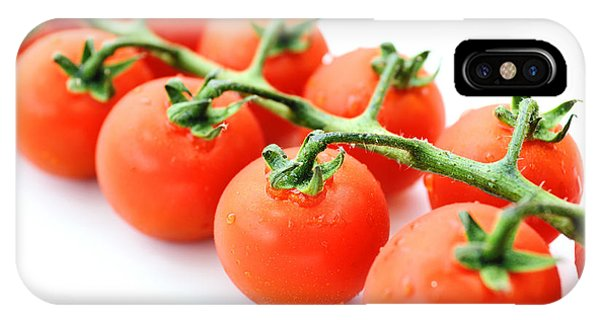 Fresh Tomatoes IPhone Case