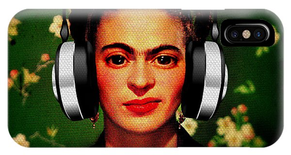 Frida Jams IPhone Case