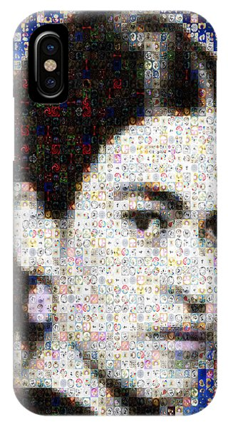 Frida Kahlo Mosaic IPhone Case