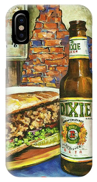 Food And Beverage iPhone Case - Friday Night Special by Dianne Parks