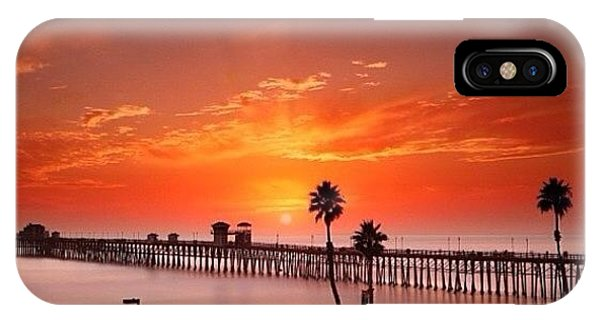 iPhone X Case - Friends, One Of My Photos In The by Larry Marshall