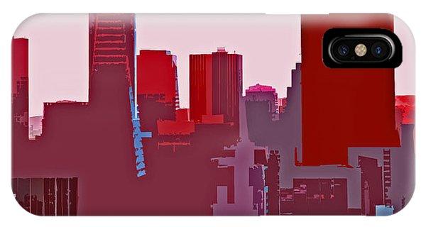 Frisco Skyline IPhone Case