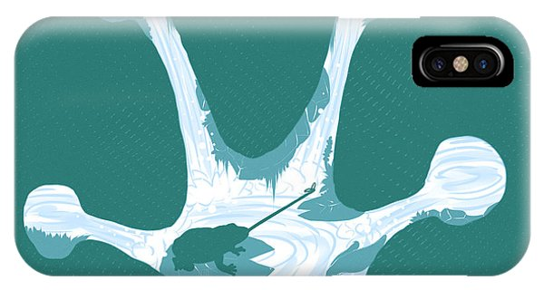 Amphibians iPhone Case - Frog Foot by Daniel Hapi