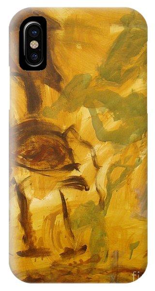 iPhone Case - Frolicking Horse  by Fereshteh Stoecklein