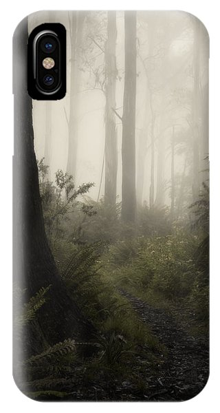 From Darkness IPhone Case