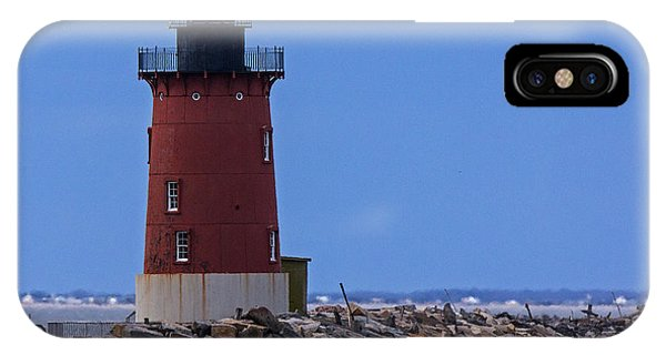 From Henlopen Point 1 IPhone Case