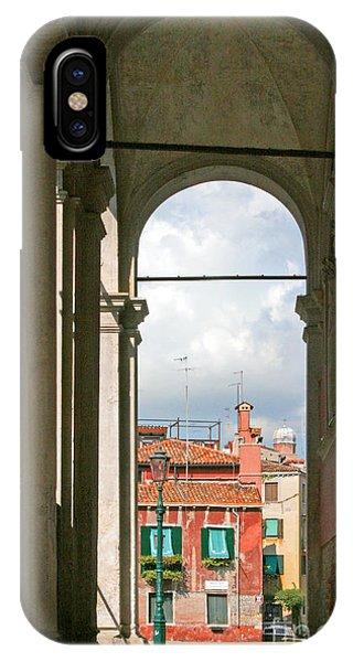 From The Scuola Di S. Rocco Phone Case by Mariarosa Rockefeller
