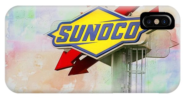 From The Sunoco Roost IPhone Case