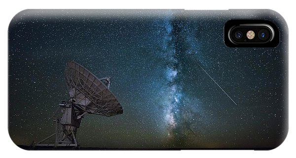 New Mexico iPhone Case - From The Universe by Michael Zheng