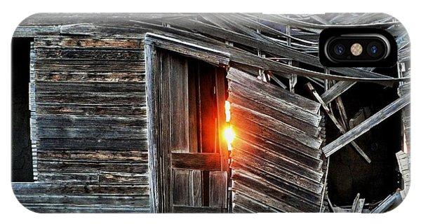 Front Door Sun IPhone Case