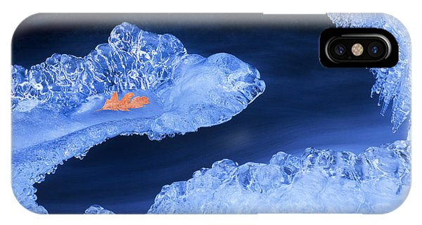 Frozen Beauty Aka Ice Is Nice IPhone Case