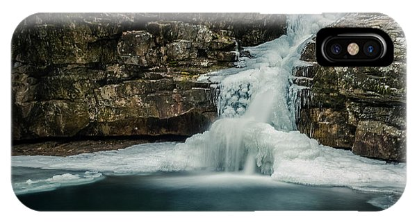 Frozen Falls IPhone Case