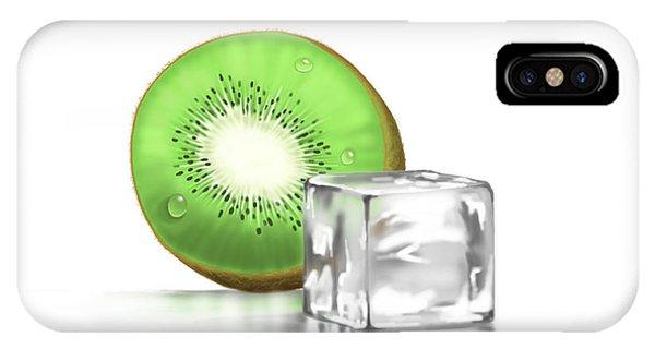 Frozen Fruit IPhone Case