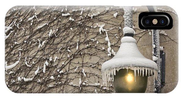 Frozen Illumination IPhone Case