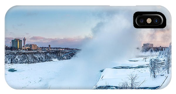 Frozen Niagara N1 IPhone Case