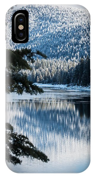 Frozen Reflection IPhone Case