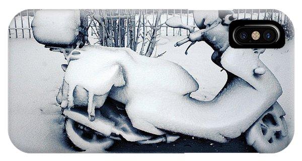 Frozen Ride IPhone Case