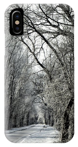 Frozen Road IPhone Case