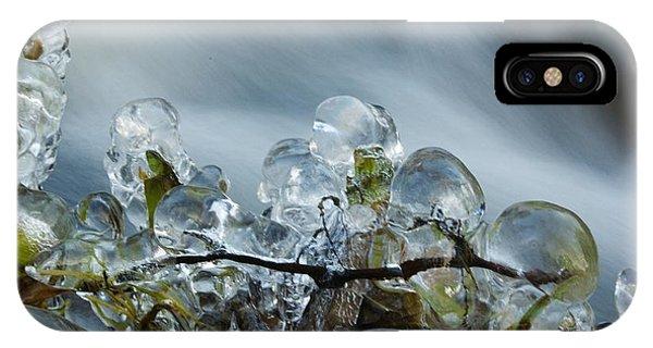 Frozen Wanderland I IPhone Case