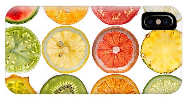Grapefruit iPhone Case - Fruit Market by Steve Gadomski