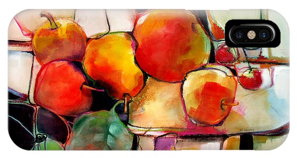 Fruit On A Dish IPhone Case