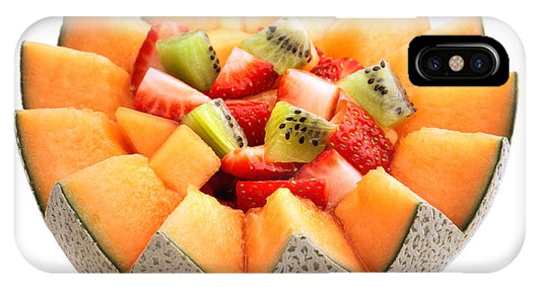 Inside iPhone Case - Fruit Salad by Johan Swanepoel
