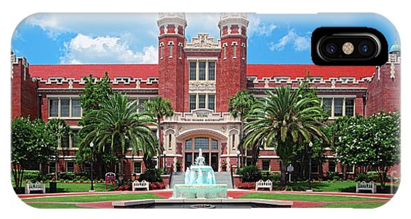 Fsu Westcott Building IPhone Case