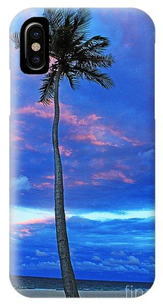 Ft Lauderdale Palm IPhone Case