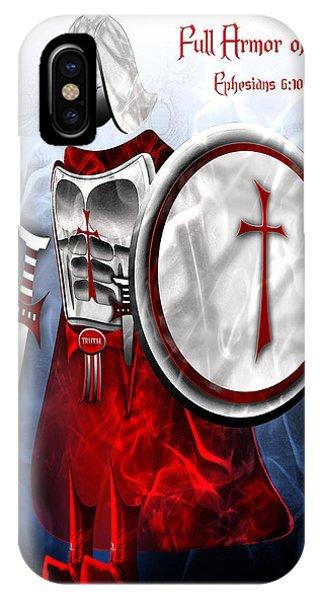 Full Armor Of God IPhone Case