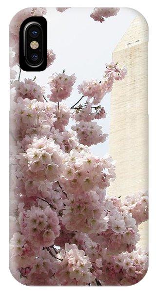 Full Bloom In Dc IPhone Case