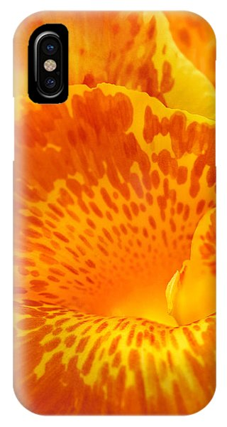 Full Color Canna IPhone Case